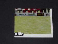 306 MANNSCHAFT T4 1. FC KÖLN PANINI FUSSBALL 2008-2009 BUNDESLIGA FOOTBALL