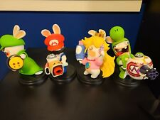 Mario Rabbids 6 inch Statues Collection