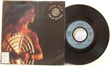 Iggy Pop Cold Metal German Import 45 With Picture Sleeve