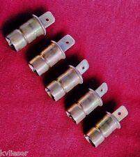 5 Speedometer Bulb Holders VDO VW Volkswagen Volvo BMW Porsche Opel Harley - New
