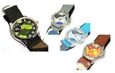 Boxx de Caballero Jumbo Fácil Cierre Ejército Camuflaje Reloj Regalo de Navidad