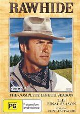 Rawhide - The Final Season : Season 8 (DVD, 2011, 4-Disc Set)