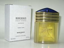 Boucheron Pour Homme Eau De Parfum for Men 3.3 Oz / 100ml EDP
