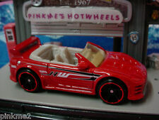 2011 Hot Wheels HW TUNERZ Design Exclusive New MITSUBISHI ECLIPSE ∞Red;oh5∞loose
