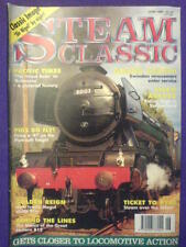 STEAM CLASSIC - PACIFIC TIMES - June 1996 #75