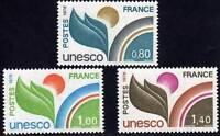 "FRANCE STAMP TIMBRE SERVICE N° 50/52 "" UNESCO , 3 VALEURS "" NEUFS xx TTB"