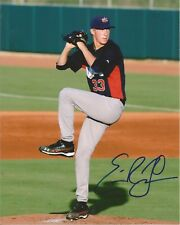 WASHINGTON NATIONALS PROSPECT ERICK FEDDE SIGNED 8X10 TEAM USA UNLV BASEBALL