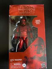 Star Wars The Black Series Carbonized Sith Trooper #92