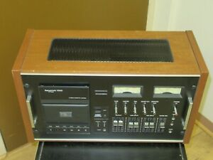 Nakamichi 1000 Tri Tracer 3 Head Stereo Cassette Tape Deck not working