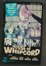 House Of Whipcord Vintage Vhs Cult Horror Monterey Home Video Big Box Clamshell