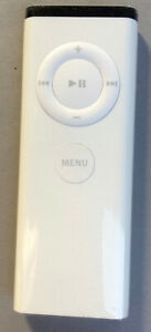 Official Apple Remote for iMac, Macbook, iPod, TV - White