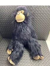 "Large Monkey Hand Puppet Measures 32 "" black."
