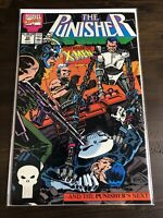 The Punisher #33 They Killed The X-Men vs Reavers Marvel Comics May 1990 VF/NM