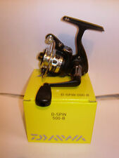 DAIWA D SPIN 500-B Spinning Fishing Reel 2/4/6lb Line