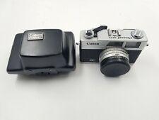 Canon Canonet QL17 35mm Rangefinder Camera 40mm f/1.7 Lens
