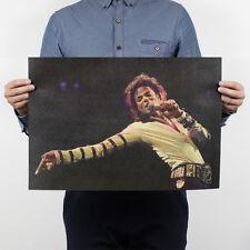 Michael Jackson E NEW Print Music Poster 51x35.5cm Vintage Retro Home Bar