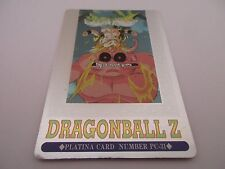 Carte DRAGON BALL Z DBZ Hero Collection Part 3 N°PC-31 Platina - AMADA 1995 Jap