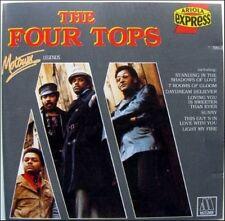 THE FOUR TOPS-Motown Legends (1992) (CD) MOTOWN
