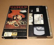 Madhouse vhs video VCL Astral Video MEDIA Trish Everly