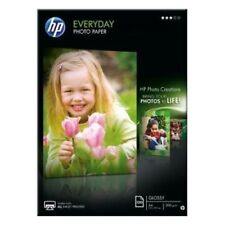 HP Everyday Glossy Photo Paper - 100 Sheets
