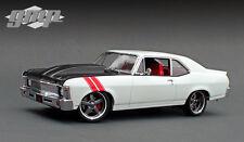 GMP 18811 1970 Street Fighter Chevrolet Nova Overkill 1/18 Scale Diecast Car NEW