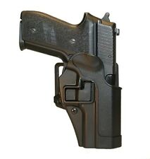 BLACKHAWK! SERPA CQC Belt/Paddle Holster SIG P228/229 Right Hand Polymer Black
