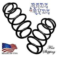 "2007-2014 Tahoe Yukon Avalanche Suburban Escalade 2"" Rear Springs Lowering Kit"