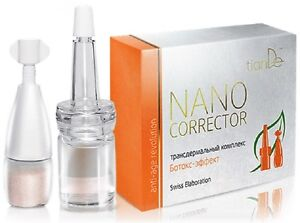 TianDe Nano Corrector - Effect elimination of wrinkles 3g/7ml