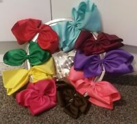 girls beautiful boutique hair bows multiple colours stock message me for info