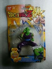 Figurine Power Action Dragon Ball Z Piccolo - Fonction Sonore - Bandai Neuf