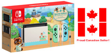 Nintendo Switch Console - Animal Crossing: New Horizons Edition - OPEN BOX NEW