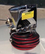 PUTZWERFER MAUER verputzmachine + 10 m. air tube  EDELSTAHL GARANTIE 3 JAHRE D