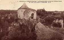 Carte postale ANGLES-SUR-L'ANGLIN (Vienne)