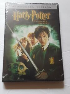 Harry Potter and the Chamber of Secrets (Widescreen Edition DVD) NEW