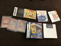 Yu-Gi-Oh Double Pack 2(Nintendo Game Boy Advance, 2006)Complete With Promo Cards