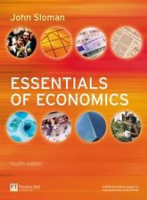Essentials of Economics,Mr John Sloman- 9780273708810