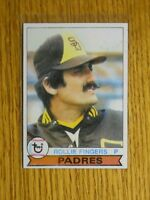 1979 TOPPS CARD # 390 ROLLIE FINGERS