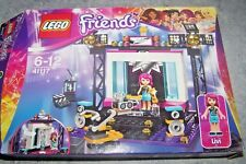 LEGO FRIENDS - SET 41117 - [ LE PLATEAU TV POP-STAR ] - 190 PIECES
