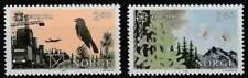 Noorwegen postfris 1986 MNH 946-947 - Europa / Cept / Natuurbescherming