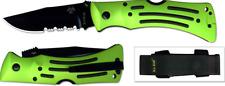 KA-BAR KABAR - MULE LOCKBACK FOLDING POCKET KNIFE ARMY MILITARY KA3059 Zombie