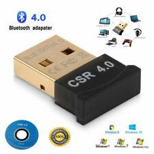 Drahtloser Bluetooth-Adapter USB Stick HighSpeed Laufwerk / CSR4.0 Nano Dongle