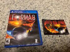 Forma 8 Limited Run Games #227 PSVITA Playstation Vita Region Free New In Hand