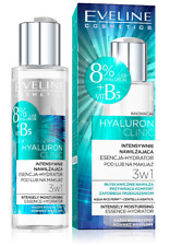 EVELINE HYALURON CLINIC INTENSIVE HYDRATING MAKE-UP BASE HYDRATOR 3IN1
