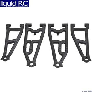 RPM R/C Products 73882 Upper and Lower a-Arms for Losi Baja Rey Front