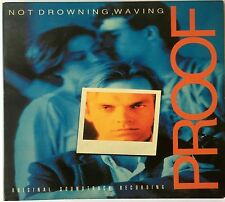 Not Drowning , Waving - Proof : Original Soundtrack -  CD digipak
