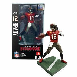 Tom Brady Tampa Bay Buccaneers NFL Imports Dragon Figure (New McFarlane) PRESALE