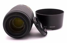 Nikon AF-S DX Nikkor 55-200mm f/4-5.6G ED VR Zoom Lens (Black)