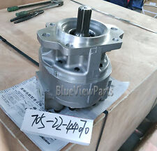 705-22-44070 Pilot Gear pump for Komatsu Wheel loader WA500-3,WF550-3D equipment