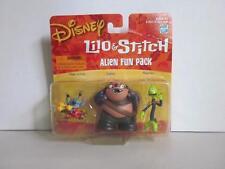 "DISNEY Hasbro LILO & STITCH ""Alien Fun Pack"" FIGURE Set New 2002 3 Figures NIP"