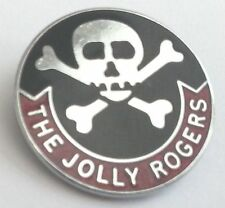 THE JOLLY ROGERS  BADGE 23mm